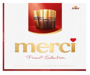 Merci Chocolate Collection 250g