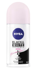 Deodorant Nivea Invisible Black & White