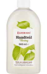 Liquid hand soap - ELDORADO 500ml (pump)