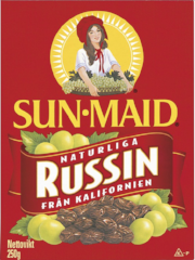 Raisins from California 250g