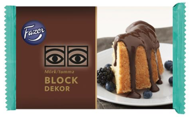 Dark Chocolate block 175g