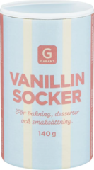 Vanillin sugar for baking 140g