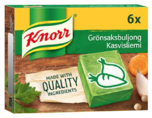 Vegetable stock KNORR 6p/3litres