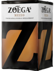 Coffee ZOEGAs Medium Roast Arabica ground (450g)