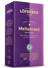 Filter Coffee LÖFBERGs Medium Roast 500g