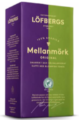 Filter Coffee LÖFBERGs Medium to Dark Roast 500g