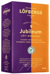 Filter Coffee LÖFBERGs Light Dark Roast 500g