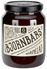 Black Berry Marmalade 400g