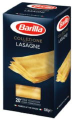 Lasagne sheets 500g