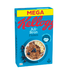 All-Bran Kellog's Flakes 500g