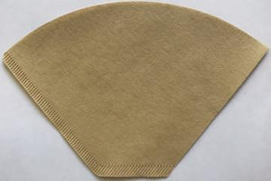 Coffee filters for brewing size No.4 Unbleached 100pcs