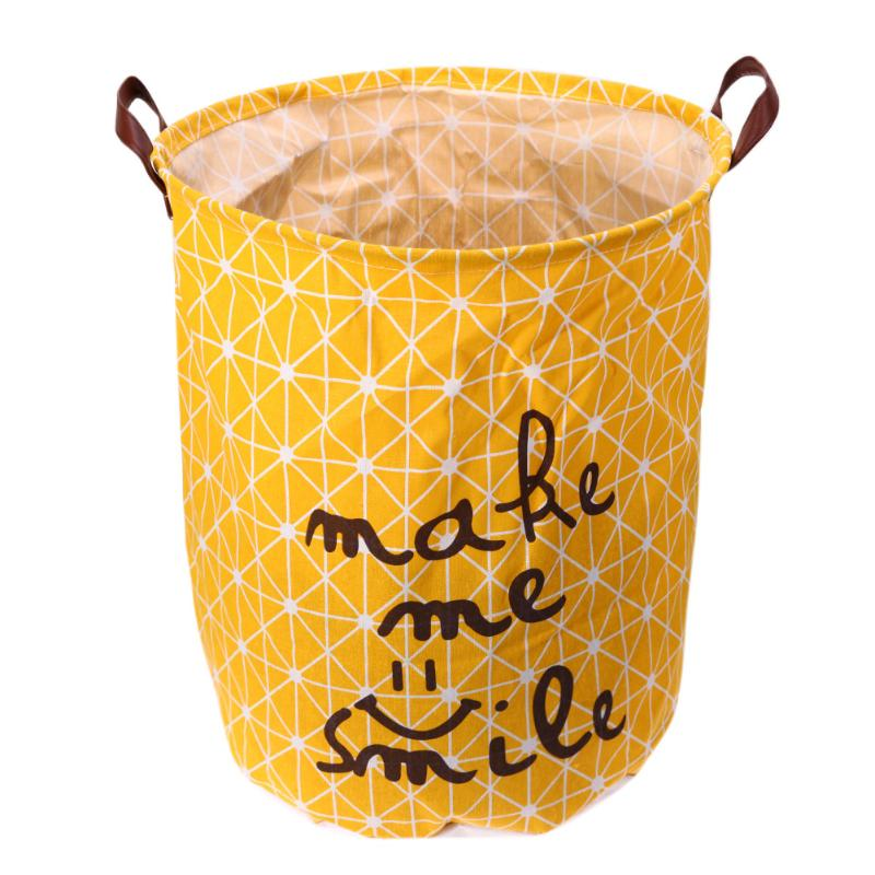 Large Storage Basket - Make me smile : )