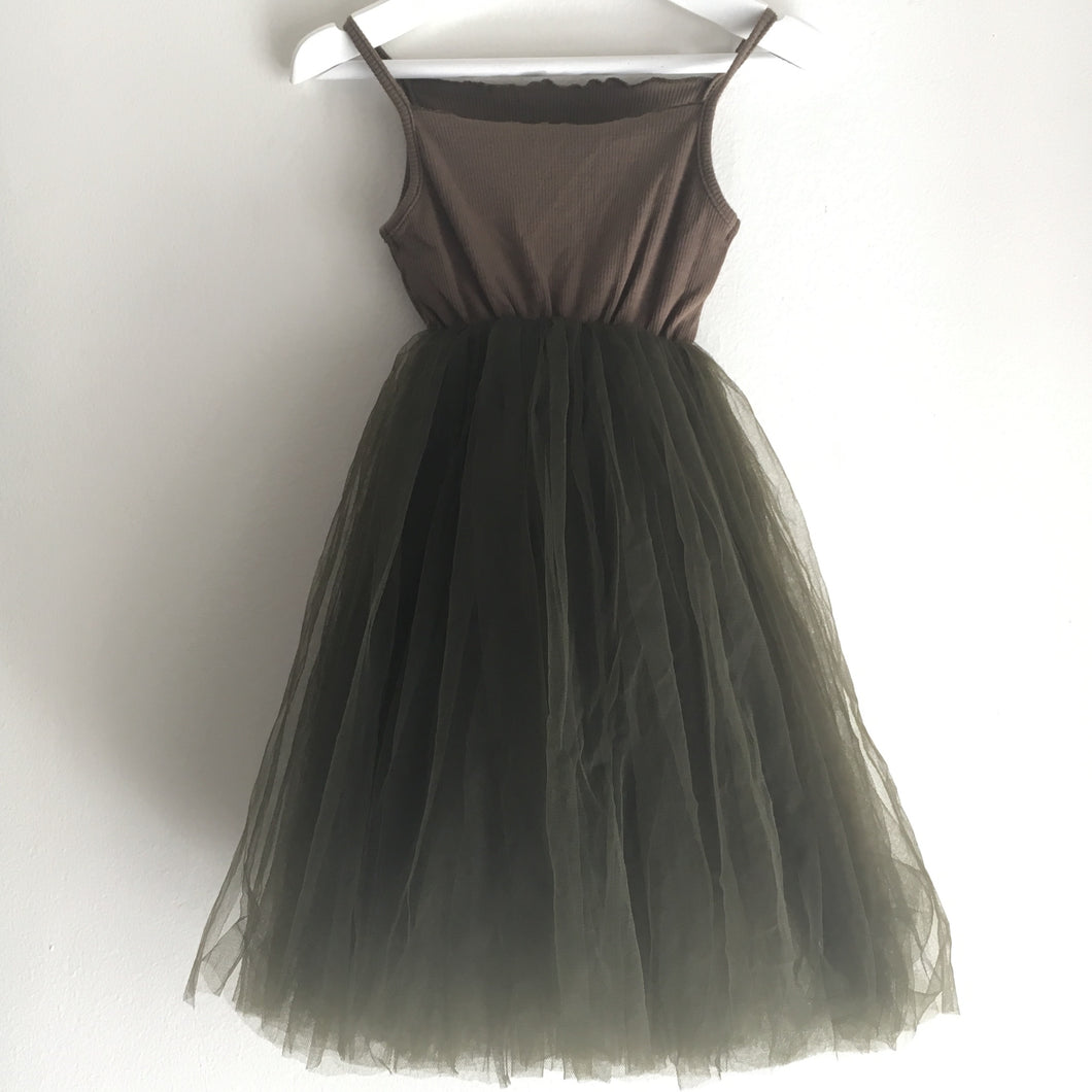 Princess Dress - Green