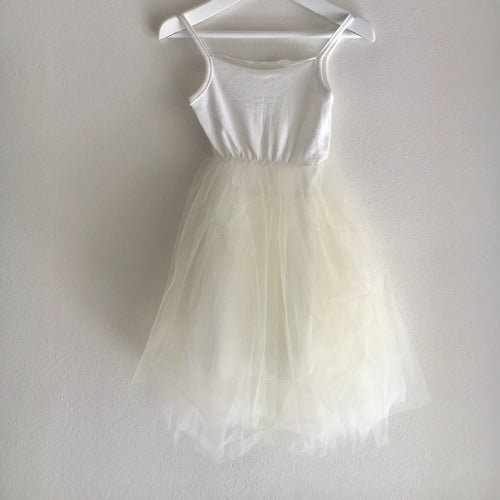 Princess Dress - White