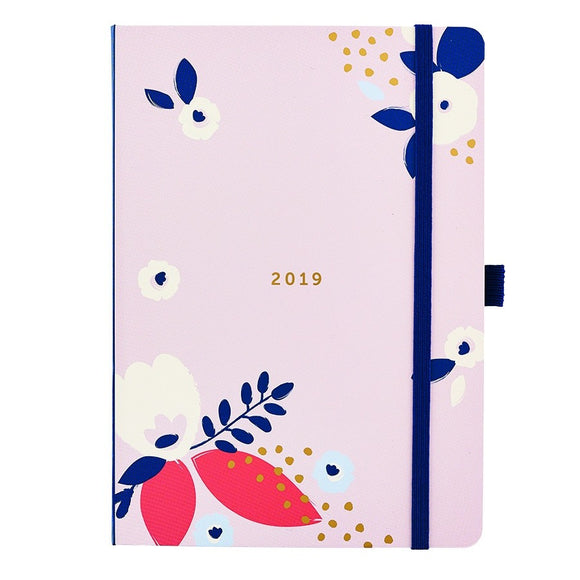 Agenda Busy Pink 2019