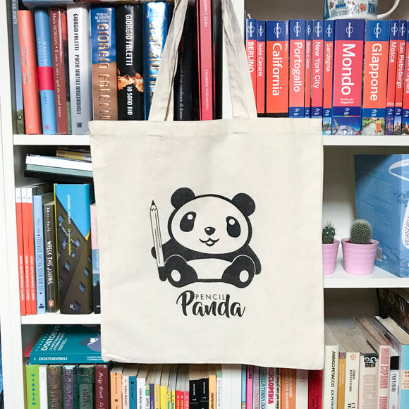 Shopper Pencil Panda