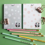 Block notes A6 Pencil Panda