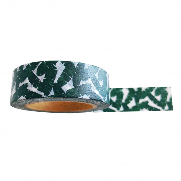 Washi tape Foglie Tropicali