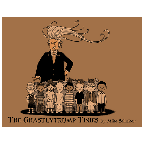 The Ghastlytrump Tinies (Softcover + PDF)