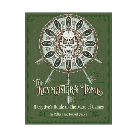 The Keymaster's Tome (Softcover + PDF)
