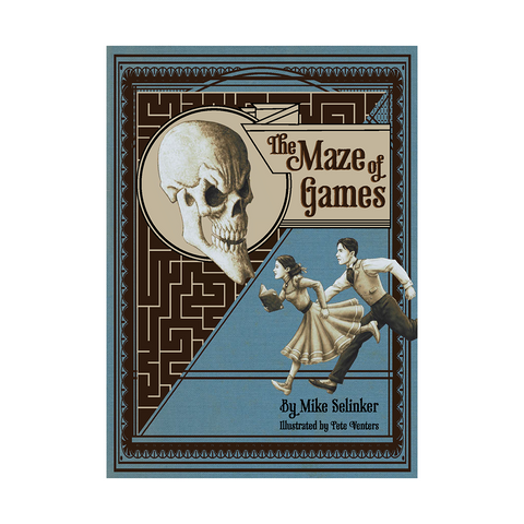The Maze of Games (Hardback + PDF)