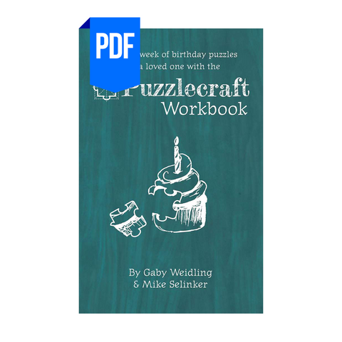 Puzzlecraft Workbook PDF