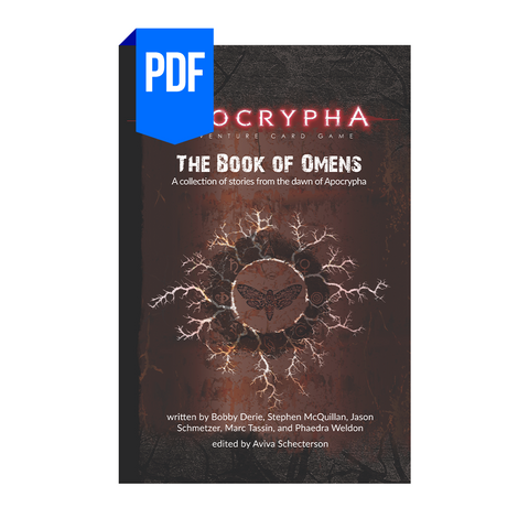 Apocrypha Adventure Card Game: The Book of Omens (PDF)