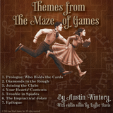 The Maze of Games Audiobook Narrated by Wil Wheaton (Digital Download)
