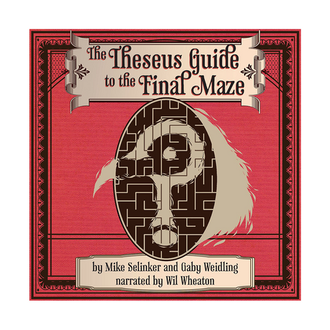The Theseus Guide Audiobook and Variety Hour