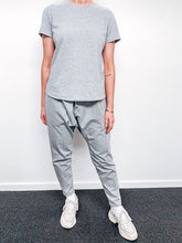 Load image into Gallery viewer, Grey Tailored Trackpant