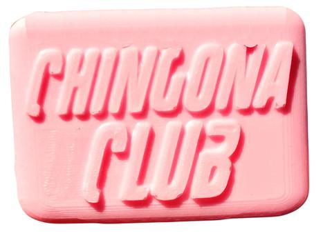 CHINGONA CLUB SOAP BAR - Custom Commodity