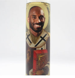 Kobe Bryant Candle - Custom Commodity