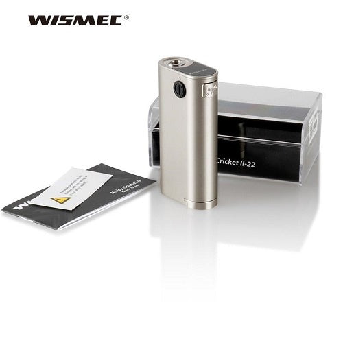Wismec Noisy Cricket v2