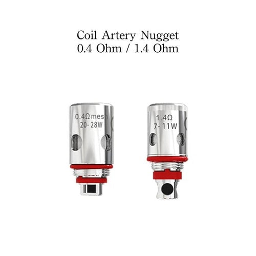 Artery Nugget AIO Replacement Mesh Coils