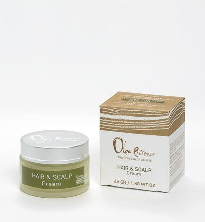 Treatment Cream for Hair and Scalp 45gr