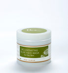 Olive Face Mask for Oily Skin 95gr