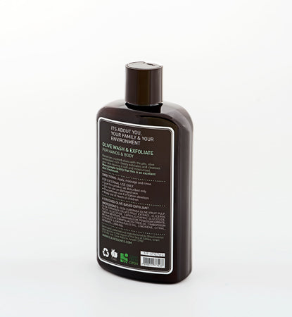Olive Wash & Exfoliate for Hands & Body 385gr