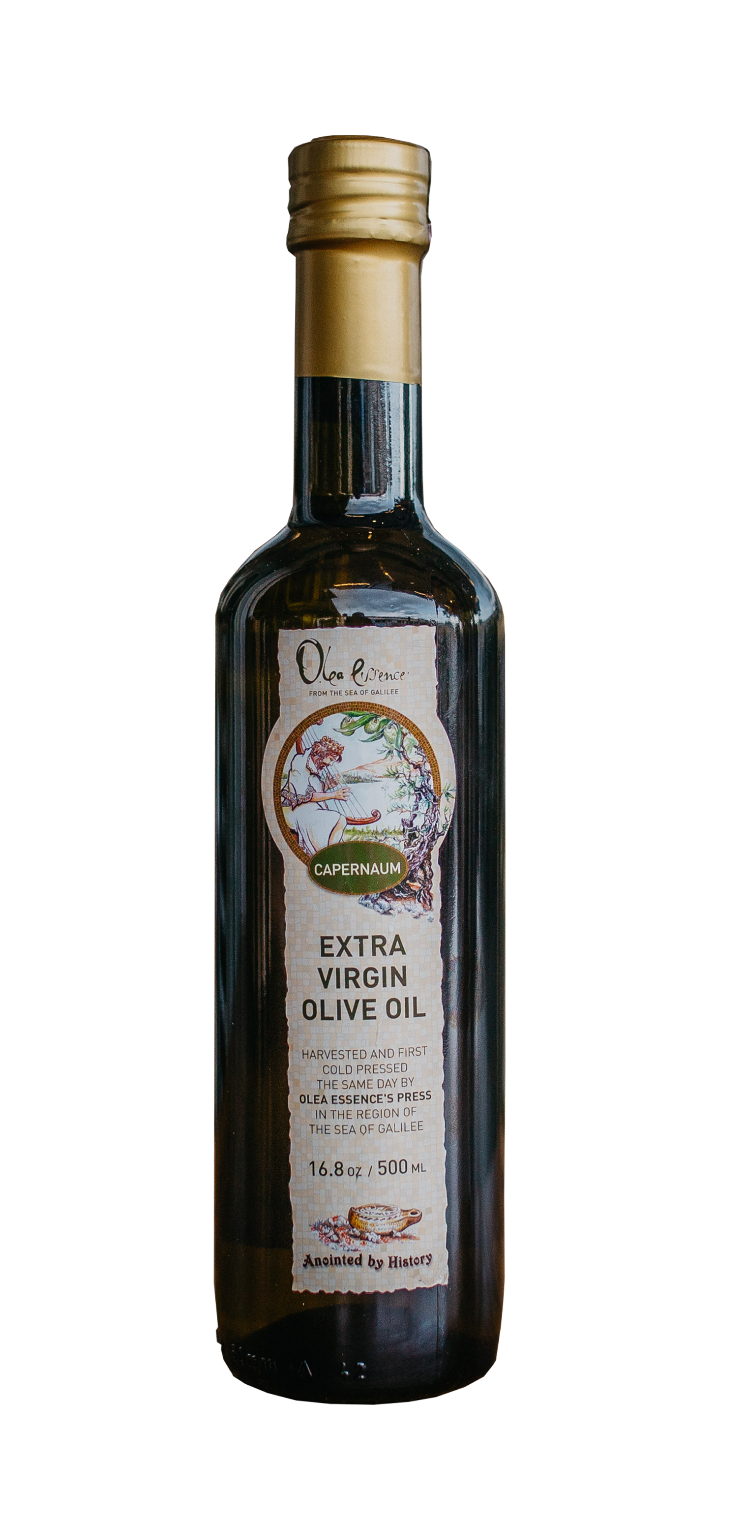 Extra Virgin Olive Oil - Tabha (Gold Seal) 500ml