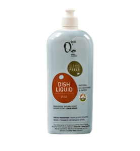 Eco Olea Dish Liquid Gel 750ml