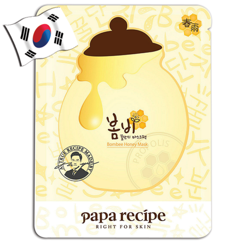 PAPA RECIPE Bombee Honey Face Mask