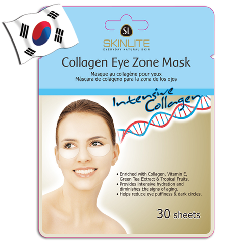 SKINLITE Collagen Eye Zone Eye Mask 30 Sheets