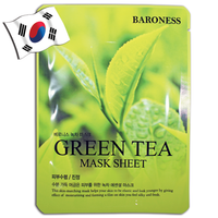 BARONESS Green Tea Face Mask