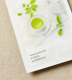 INNISFREE My real squeeze mask - green tea 1 sheet