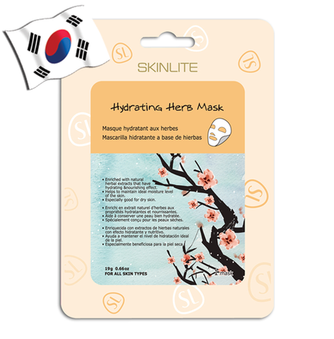 SKINLITE Hydrating Herb Face Mask