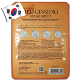Baroness Red Ginseng Facial Mask