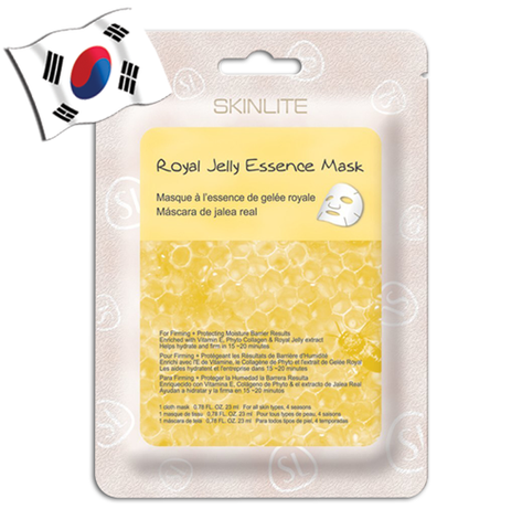 SKINLITE Royal Jelly Essence Face Mask - Yes! You Beauty
