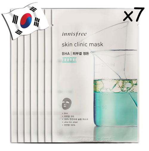 INNISFREE Skin Clinic BHA Face Mask - Yes! You Beauty