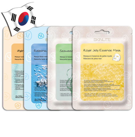 SKINLITE Essence Face Mask Pack