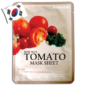 BARONESS Tomato Face Mask - Yes! You Beauty