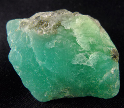 Amazonite raw stone specimen